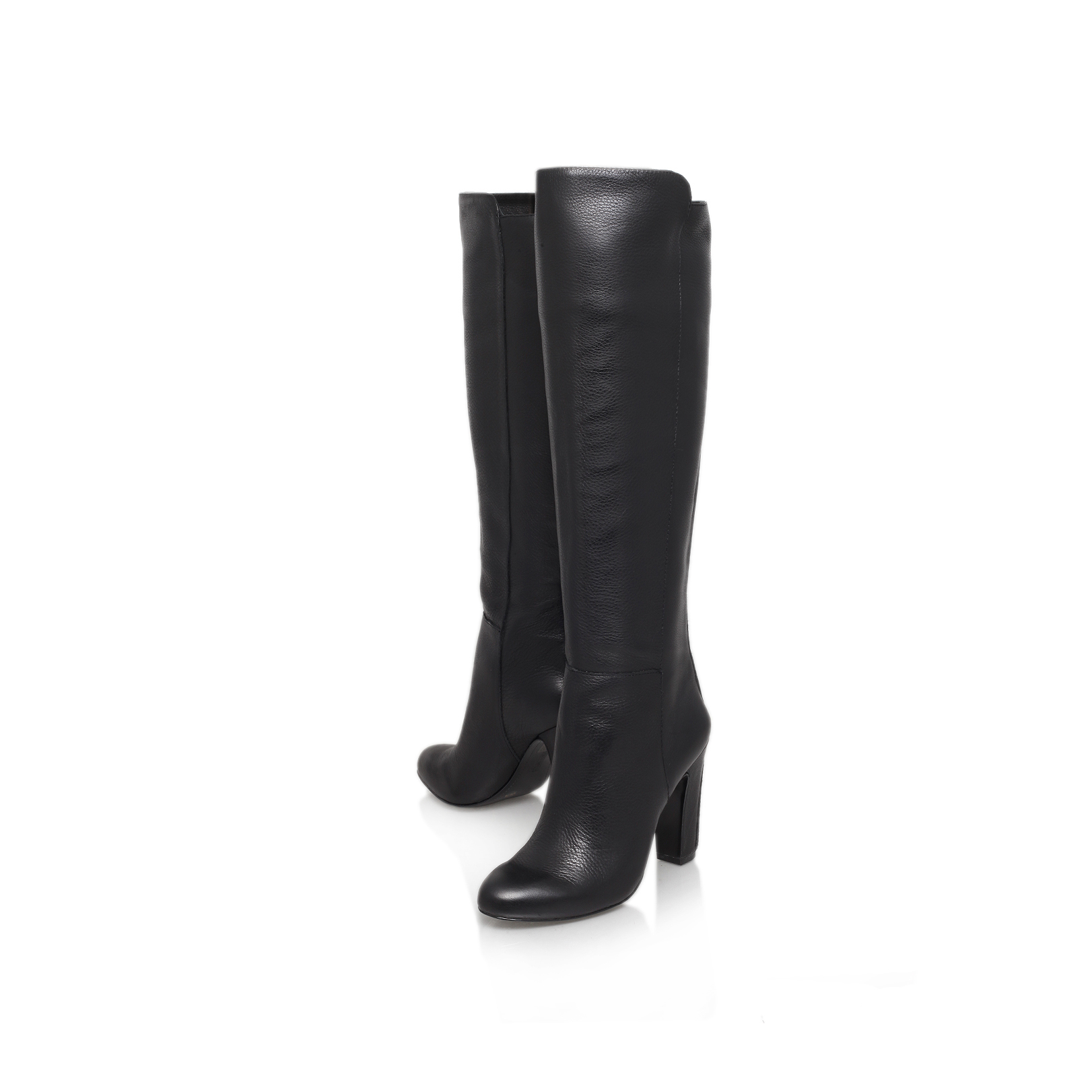 Vince Camuto Carleen Black High Heel Knee Boots By Vince