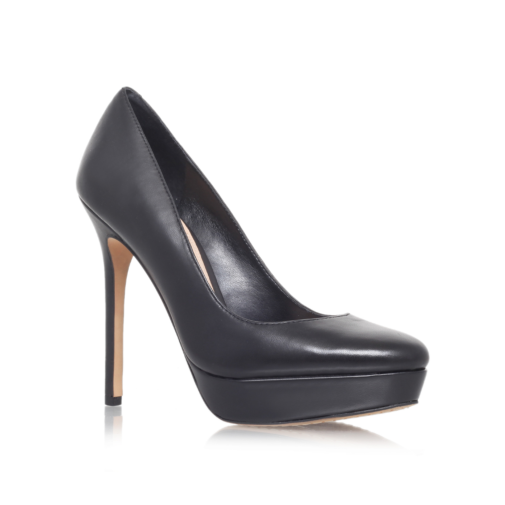 Vince Camuto Niomi Black High Heel Court Shoes By Vince