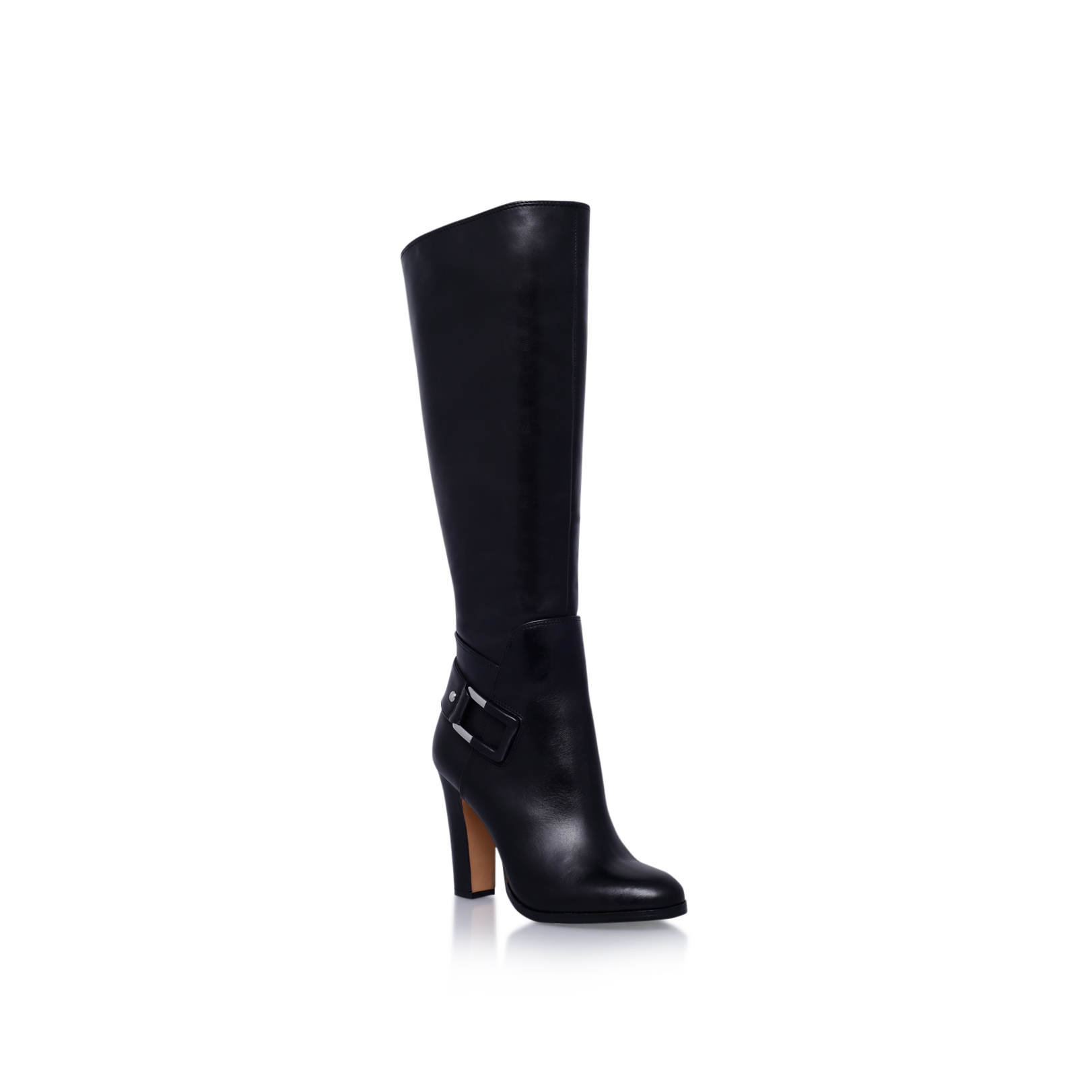 Vince Camuto Cheree Black High Heel Knee Boots By Vince