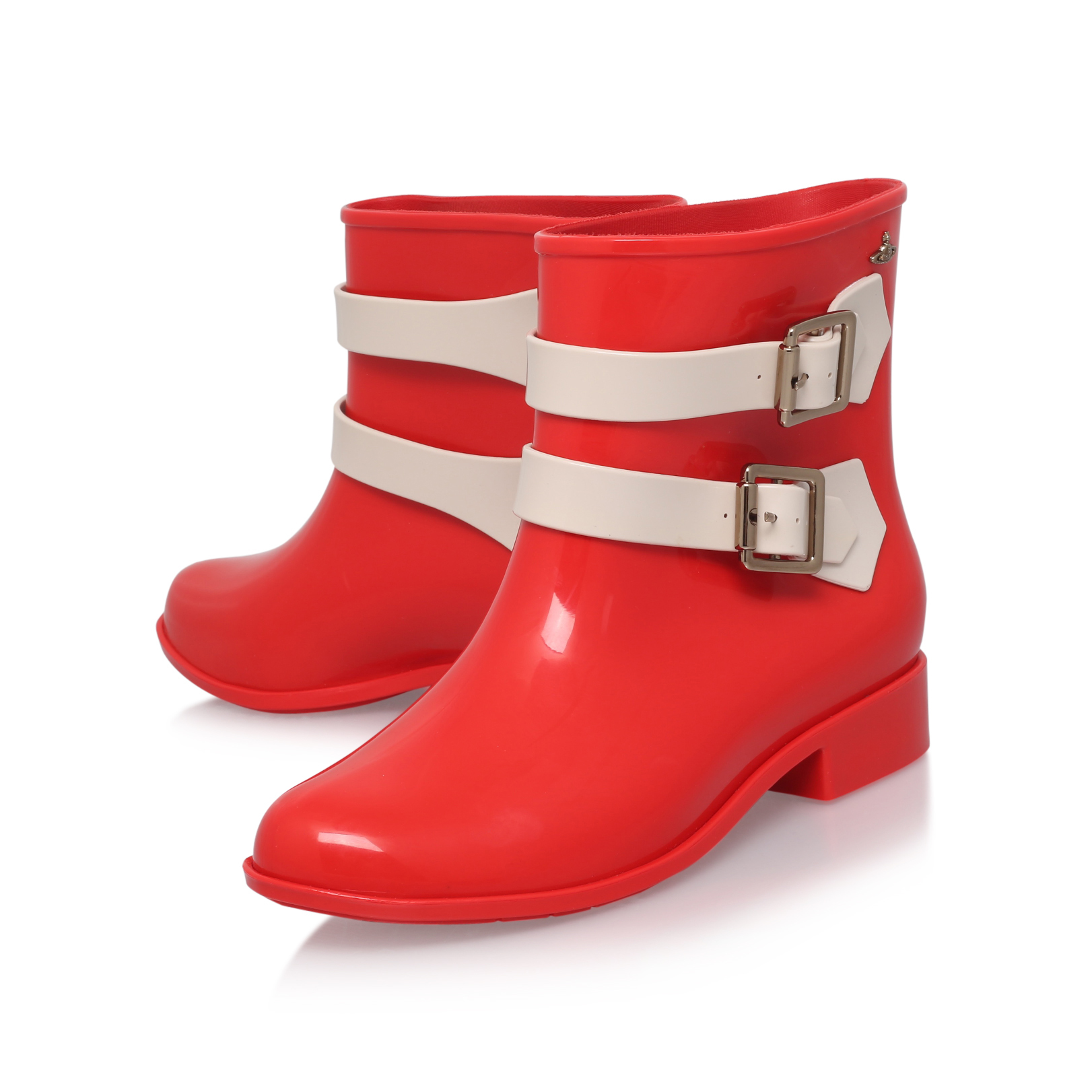 pirate boot mellissa pirate flat ankle boots by