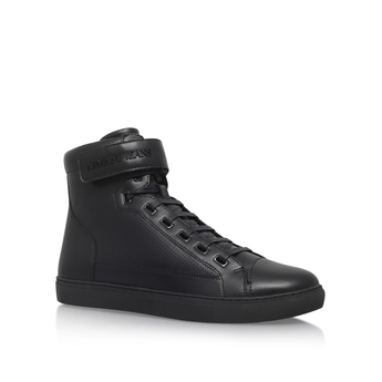 Armani Jeans Perf Hi Top from Armani Jeans