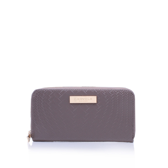 Alis Woven Zip Wallet from Carvela Kurt Geiger