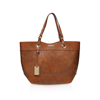 Lucinda Weaved Shopper from Carvela Kurt Geiger