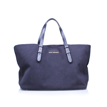 Suede Hampstead Tote from Kurt Geiger London