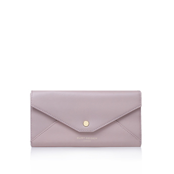 Lambskin Envelope Wallet from Kurt Geiger London