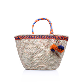 Penny Raffia Bag from Carvela Kurt Geiger