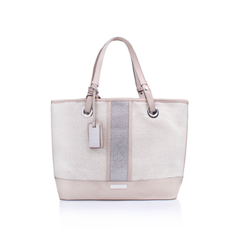 Krypton Canvas Shopper from Carvela Kurt Geiger