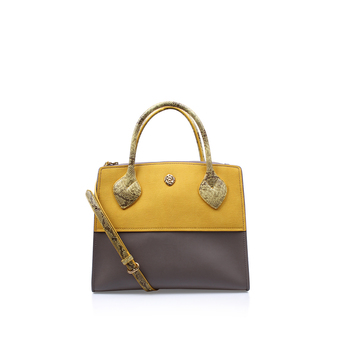Maya Back Zip Satchel from Anne Klein