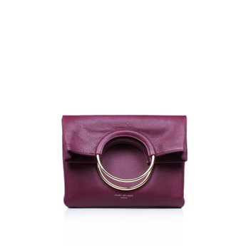 Leather Bague Bag from Kurt Geiger London
