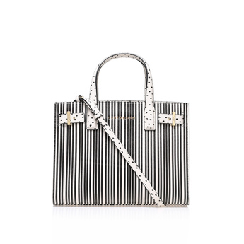 Saffiano London Tote from Kurt Geiger London