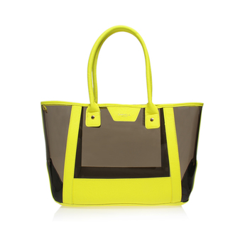Freya Perspex Shopper from Carvela Kurt Geiger