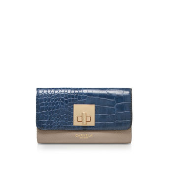 Fis Lock Wallet from Carvela Kurt Geiger