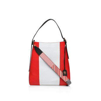 Woven Penelope Hobo from Kurt Geiger London