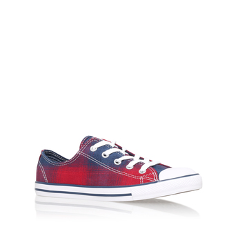 Ct Dainty Plaid Low from Converse