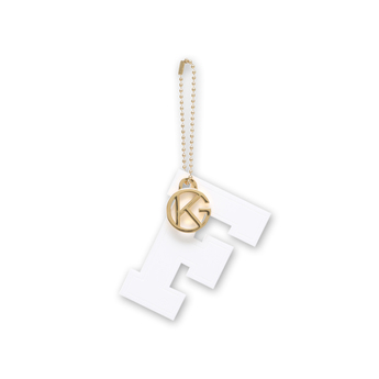 Letter F Charm from Kurt Geiger London