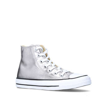 Ct Metallic Canvas Hi from Converse