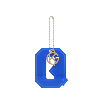 Letter Q Charm from KG Kurt Geiger