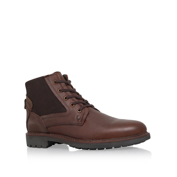 Leather Lace Up Boot from Firetrap