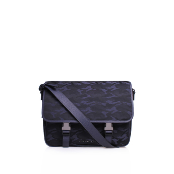 Nylon Ryan Messenger from Kurt Geiger London