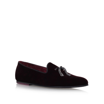 Velvet Tassle Slip On from Ted Baker
