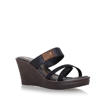 Glamour Wedge from Grendha