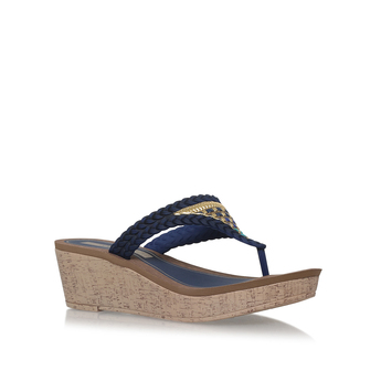 Silvestre Wedge from Grendha