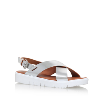 Patent Sandal from Xti