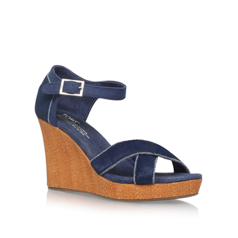 Strappy Wedge from Toms