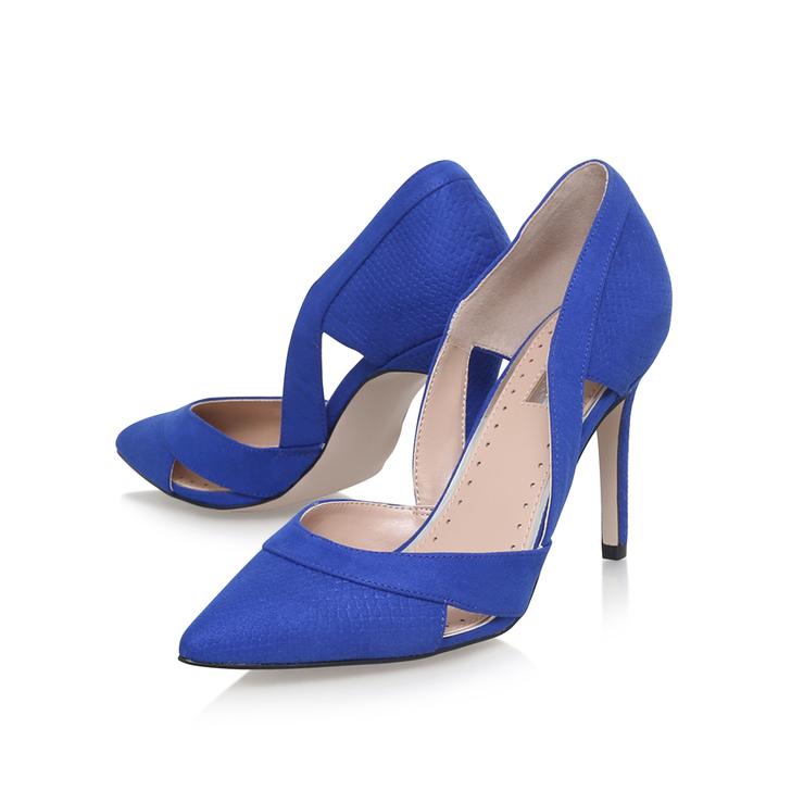 CEILE Miss KG Ceile Black & White Court Shoes by MISS KG