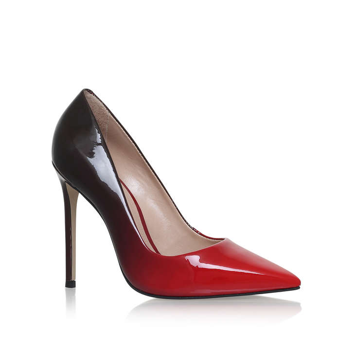 Red Patent Court Shoes Uk