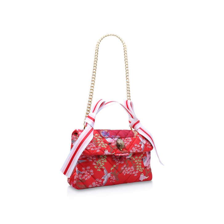 fabric kensington bag multicoloured shoulder bag by kurt