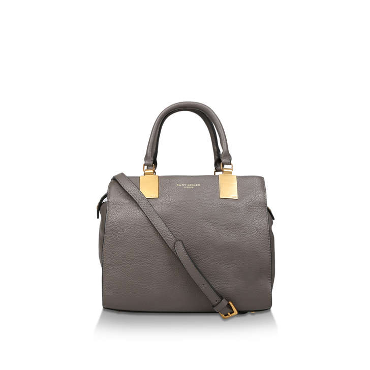 Leather Emma Sm Tote by Kurt Geiger London