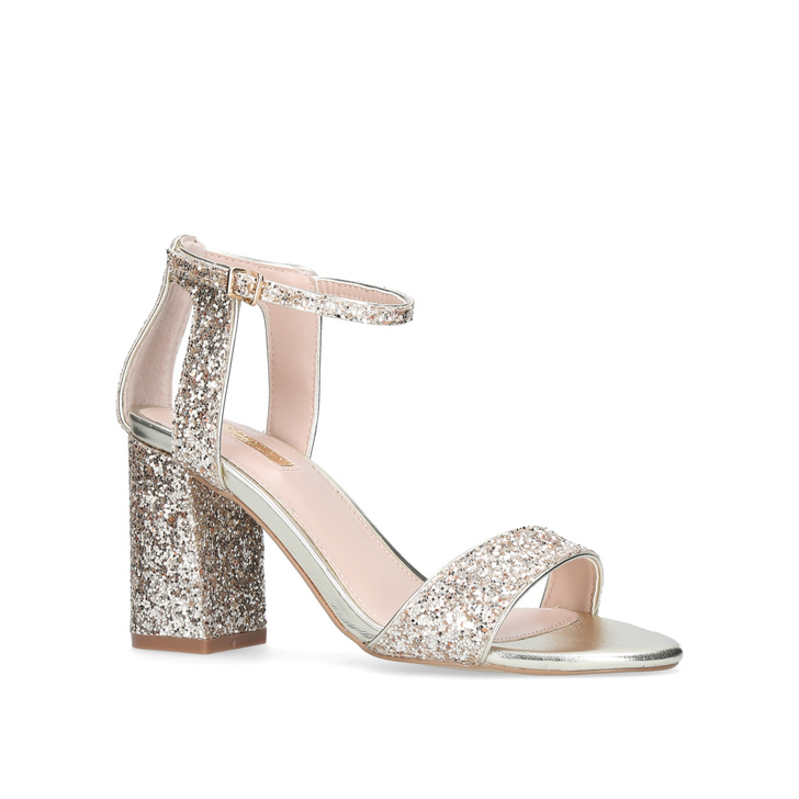 Carvela Kurt Geiger Synthetic Jump In Nude in Natural - Lyst