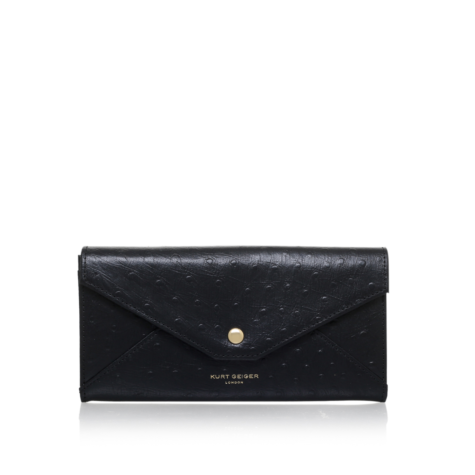 OSTRICH ENVELOPE WALLET