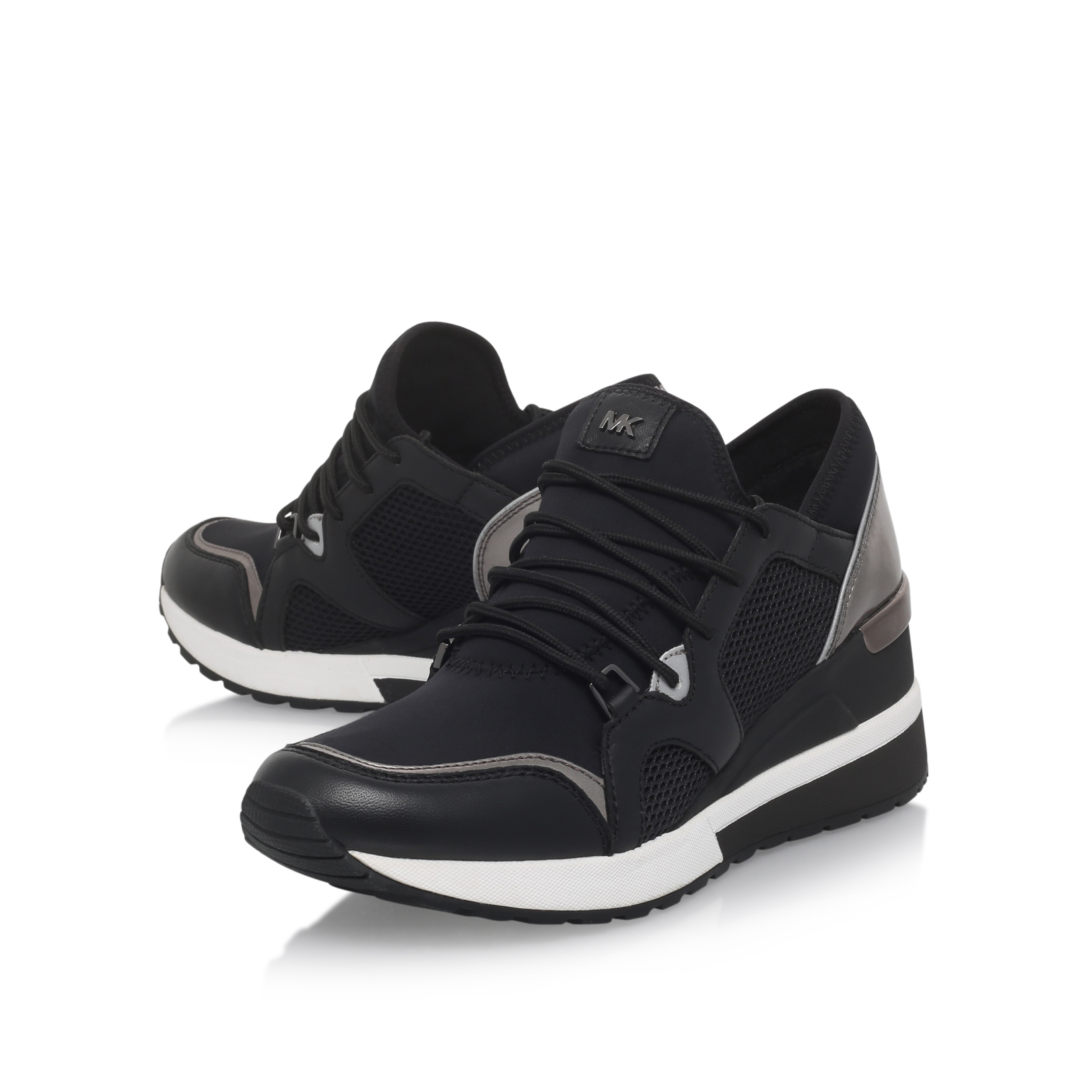 MICHAEL yY6whmTXxZ SCOUT TRAINER - Trainers - black 1ld6tk