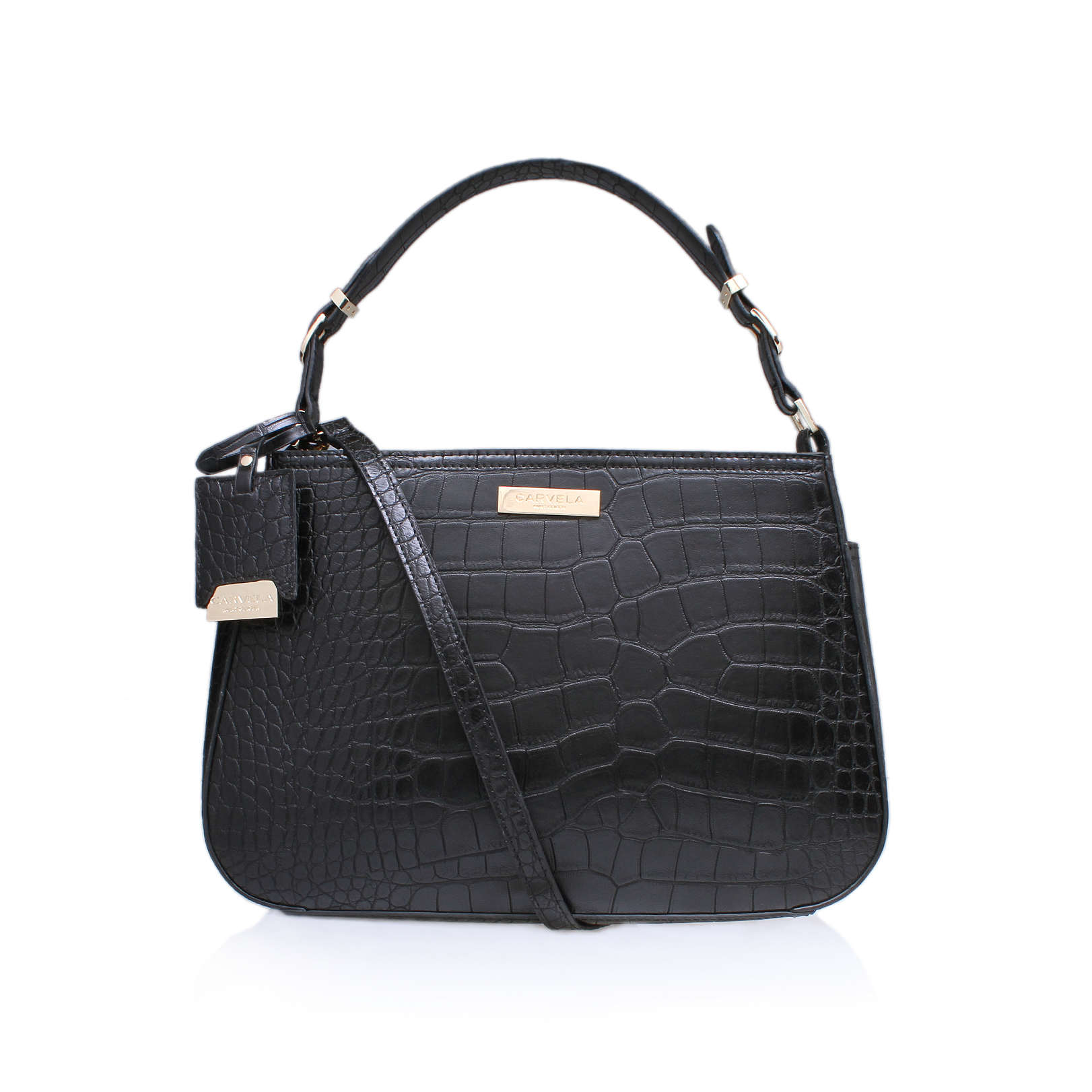POLLY STRUCTURED HOBO