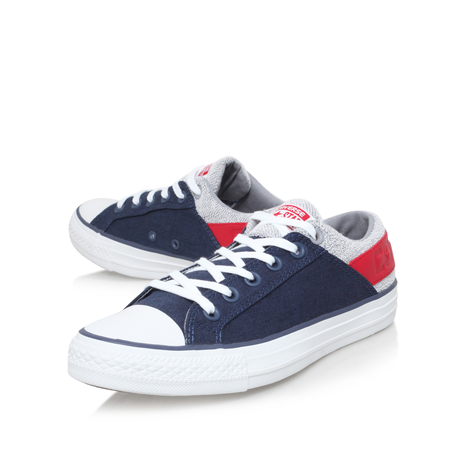 CONVERSE BAND Converse Band Denim Sneakers by CONVERSE