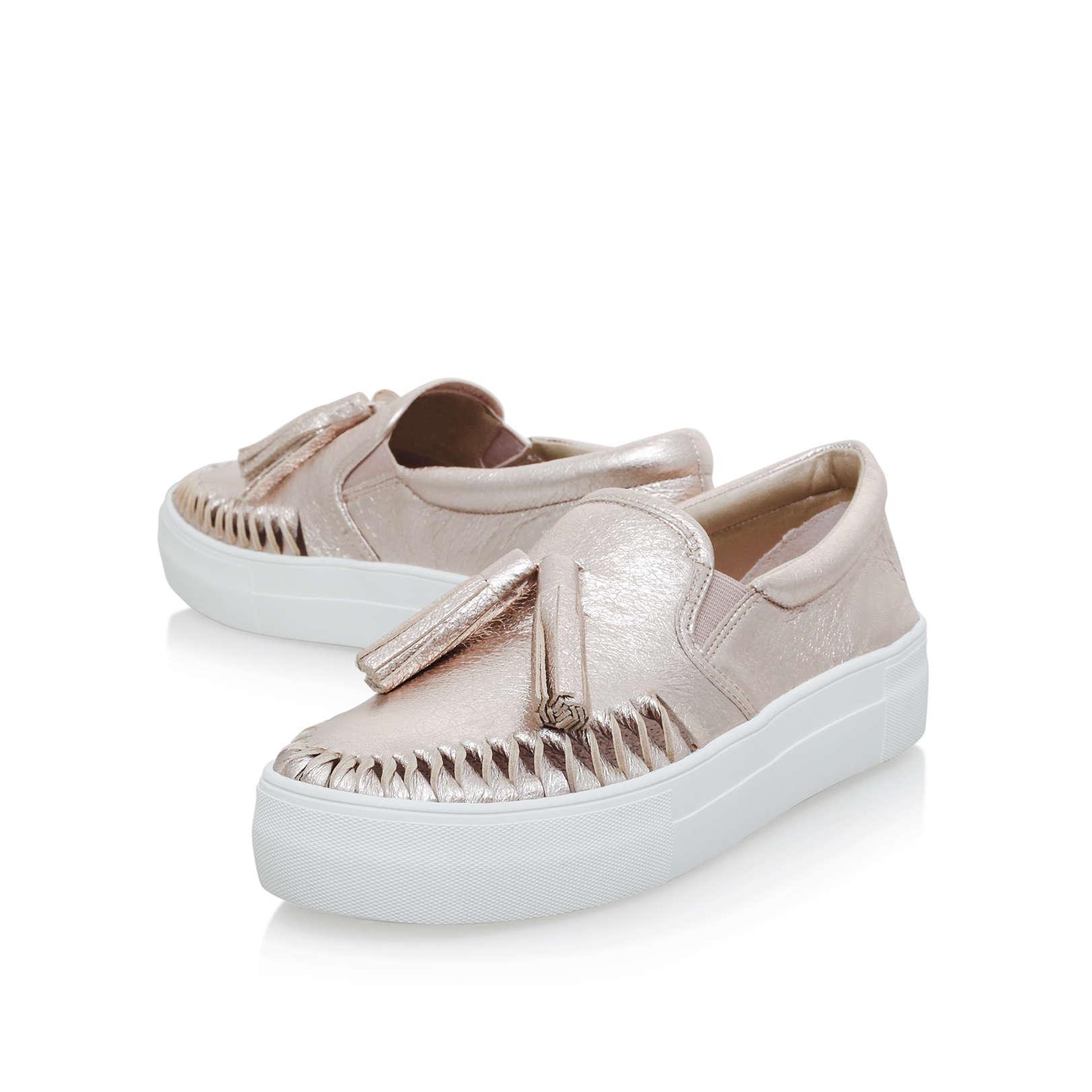KAYLEENA Vince Camuto Kayleena Bone Flat Sneakers Flatform ...  KAYLEENA Vince ...