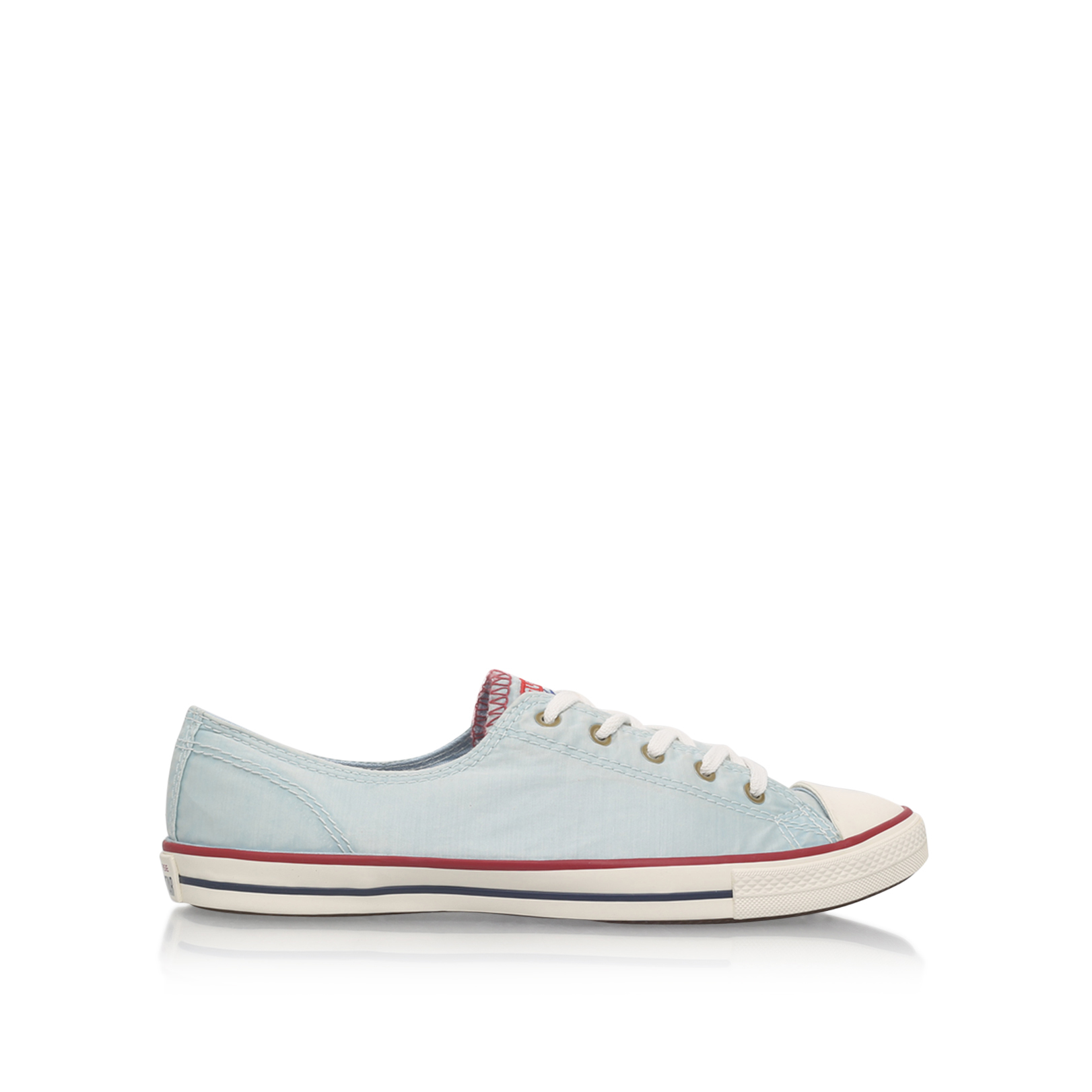 converse trainer low top converse ceri pale blue low top