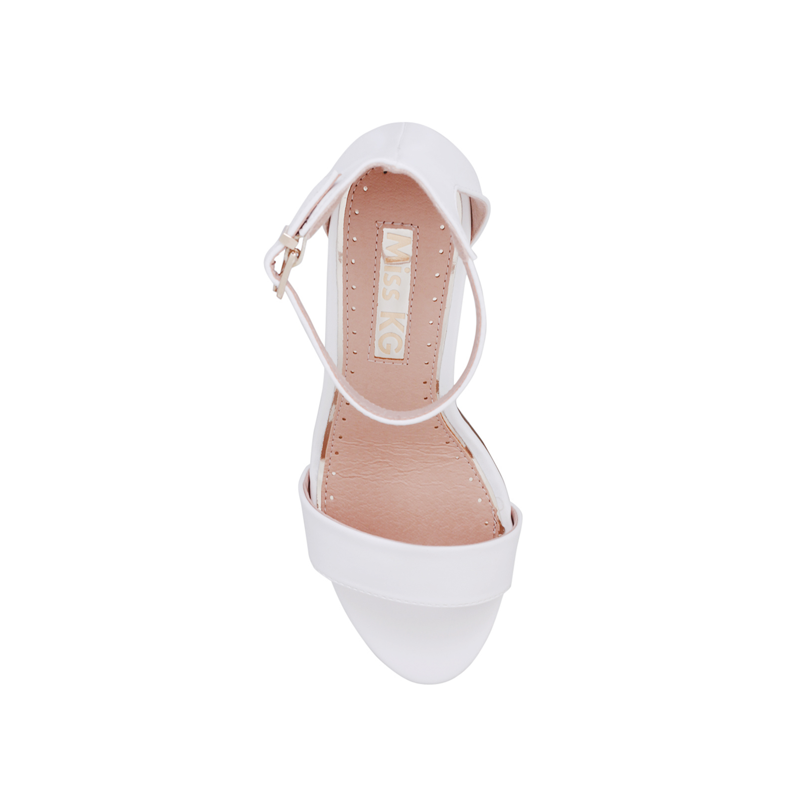 8e5c1b87c57 CADE Miss KG Cade Black High Heel Sandals Block Heel by MISS KG