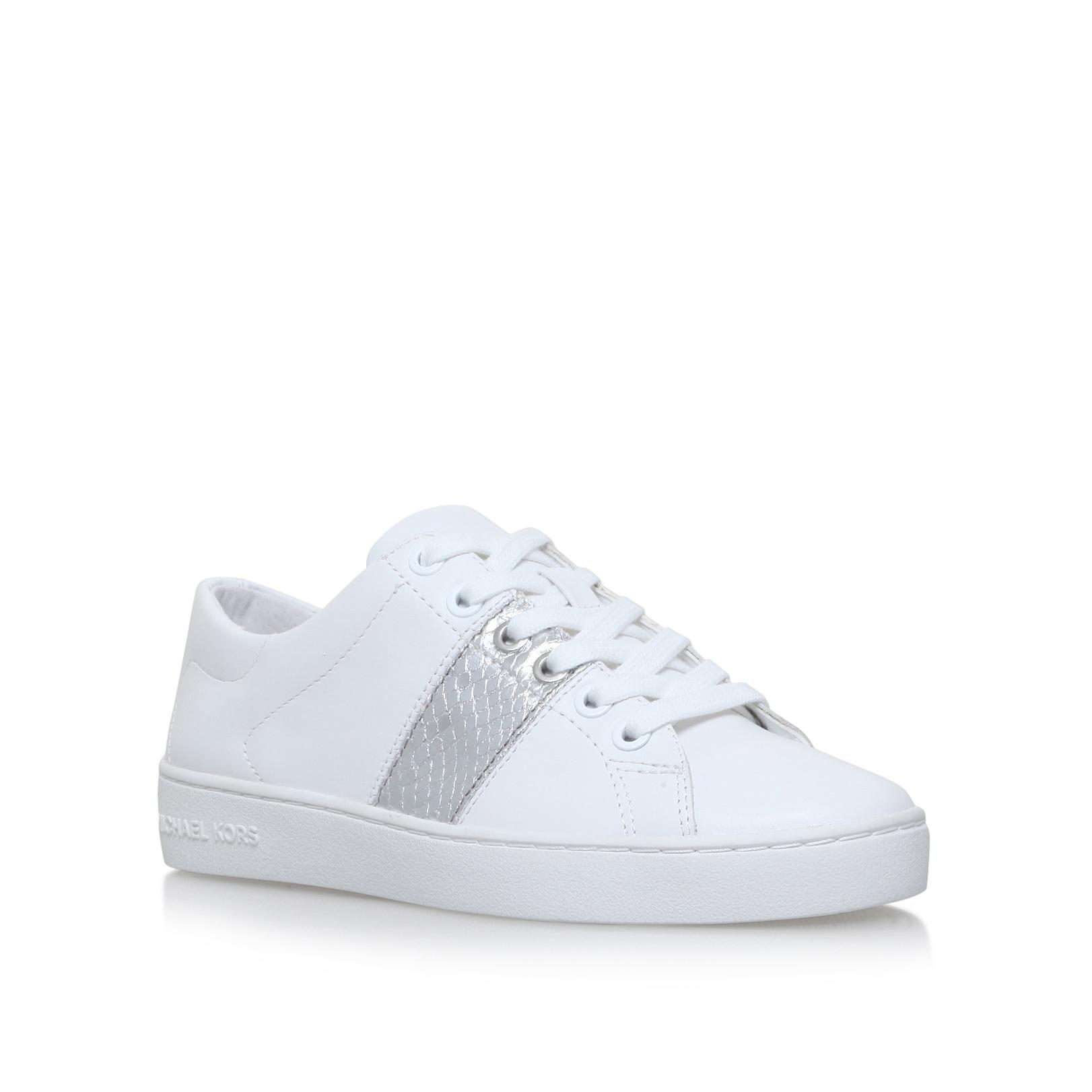 ... Michael Michael Kors /; brady stripe sneaker. BRADY STRIPE SNEAKER