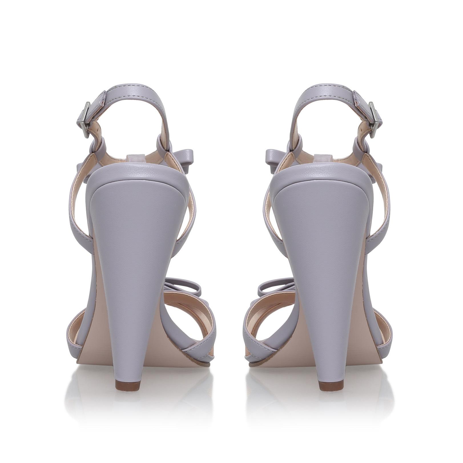 ELLETTE Paper Dolls Ellette Lilac High Heel Occasion Shoes ...
