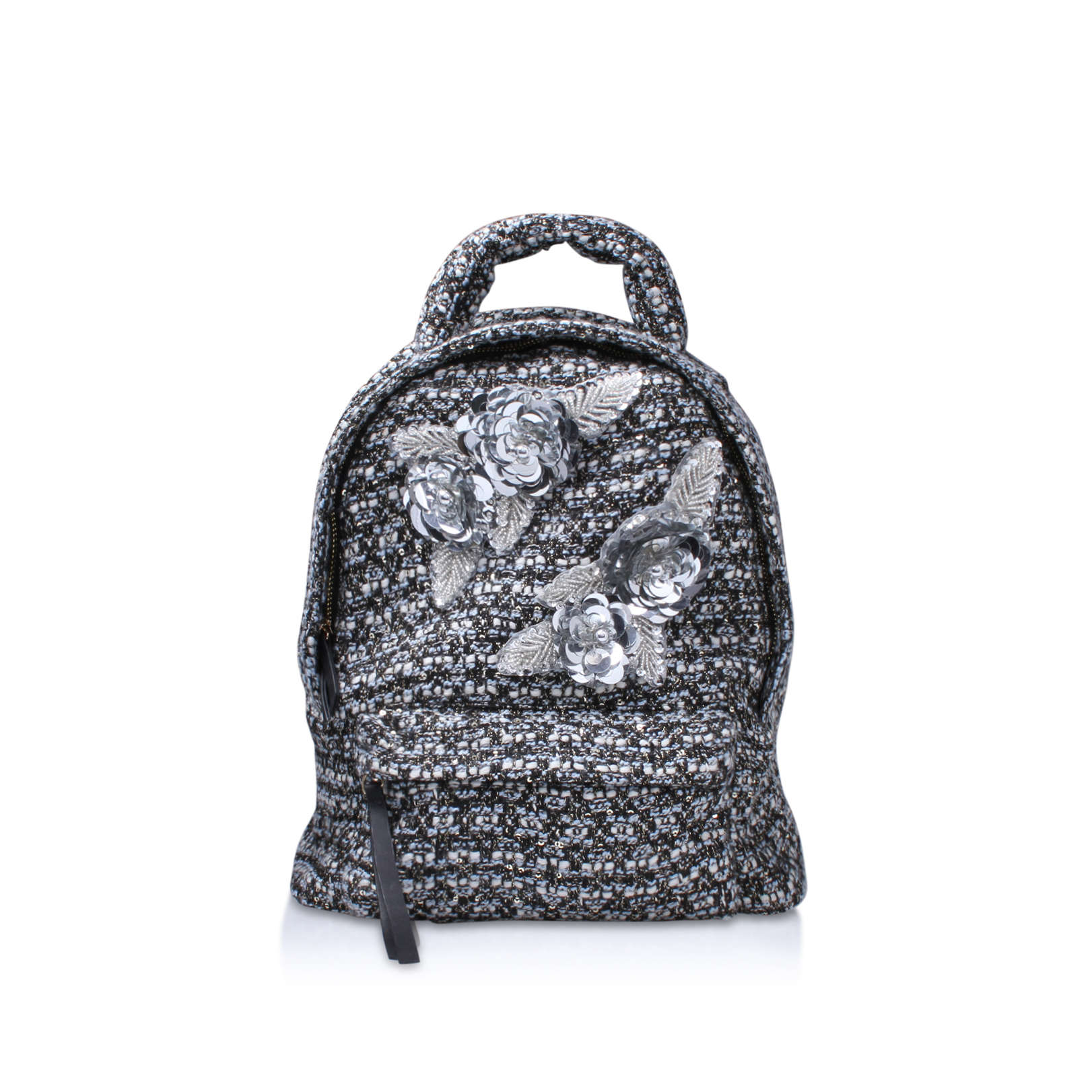 TWEED CHANTAL BACKPACK