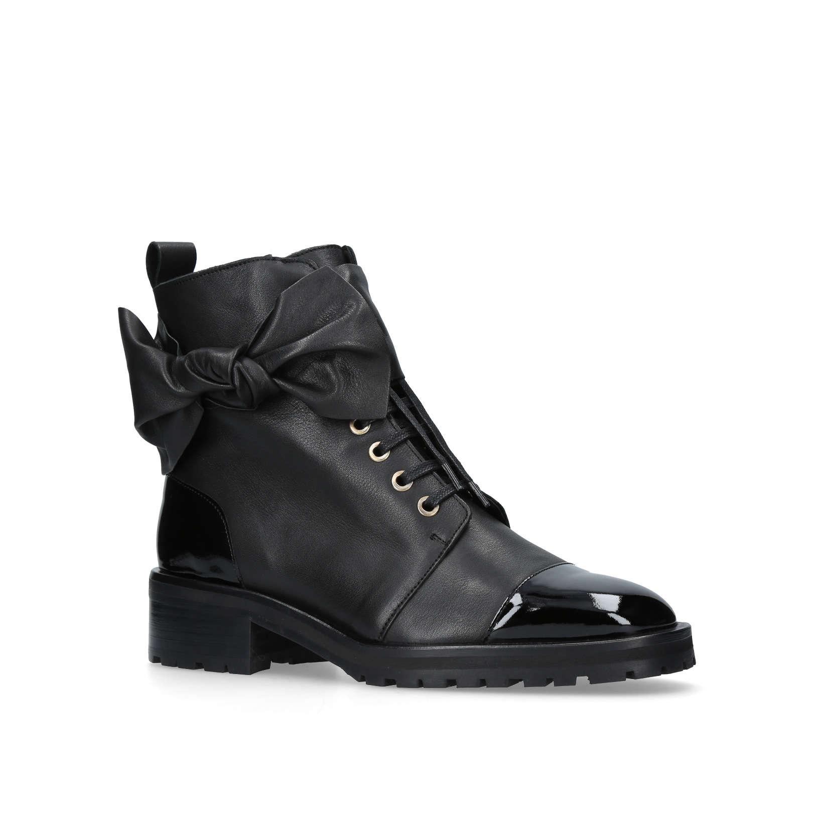91ae0d031b3 DAZE Daze Low Heel 0-21Mm Ankle Boots Kurt Geiger London Black by KURT  GEIGER LONDON