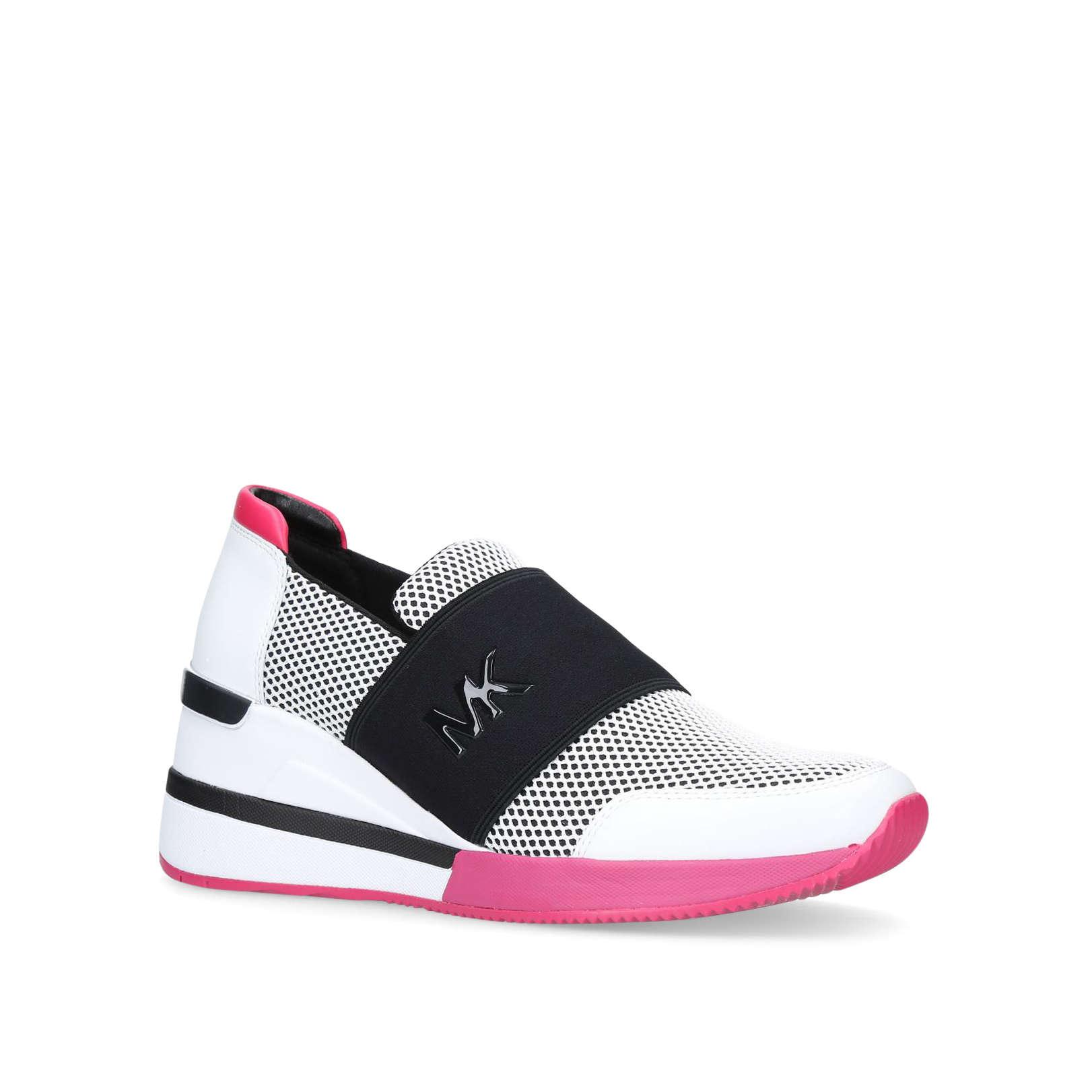 2150f7db8e387 FELIX TRAINER Felix Trainer Sneakers Michael Michael Kors Blk Other by MICHAEL  MICHAEL KORS