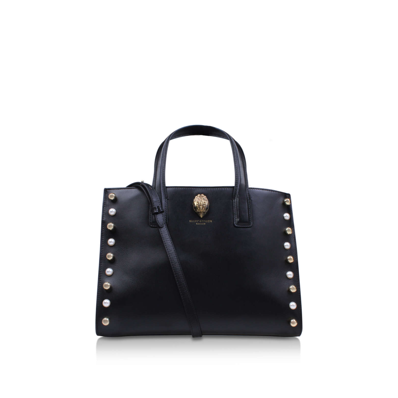 LEATHER LONDON TOTE