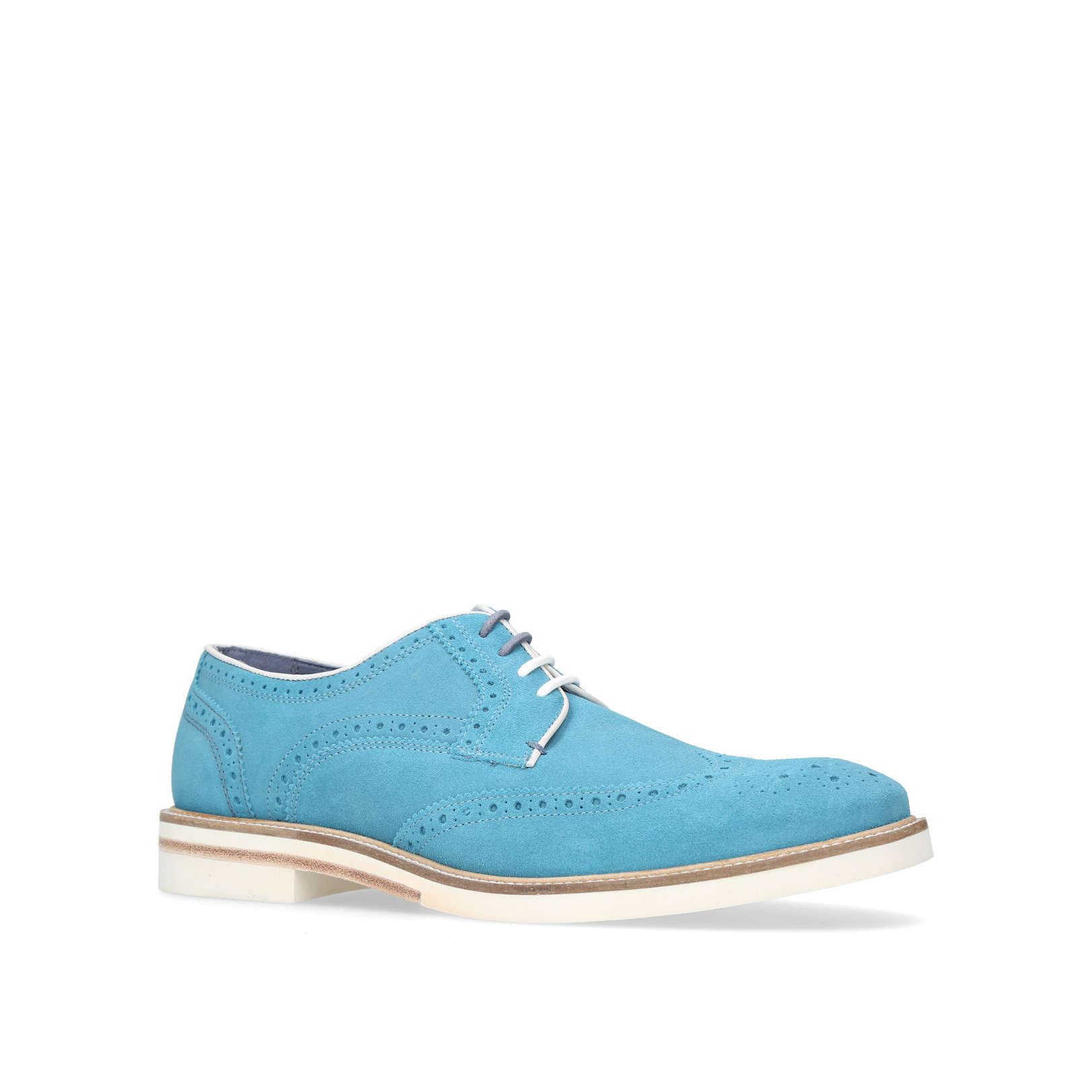 3a1a84267 ARCHERR 2 Ted Baker Archerr 2 Blue Suede Formals by TED BAKER