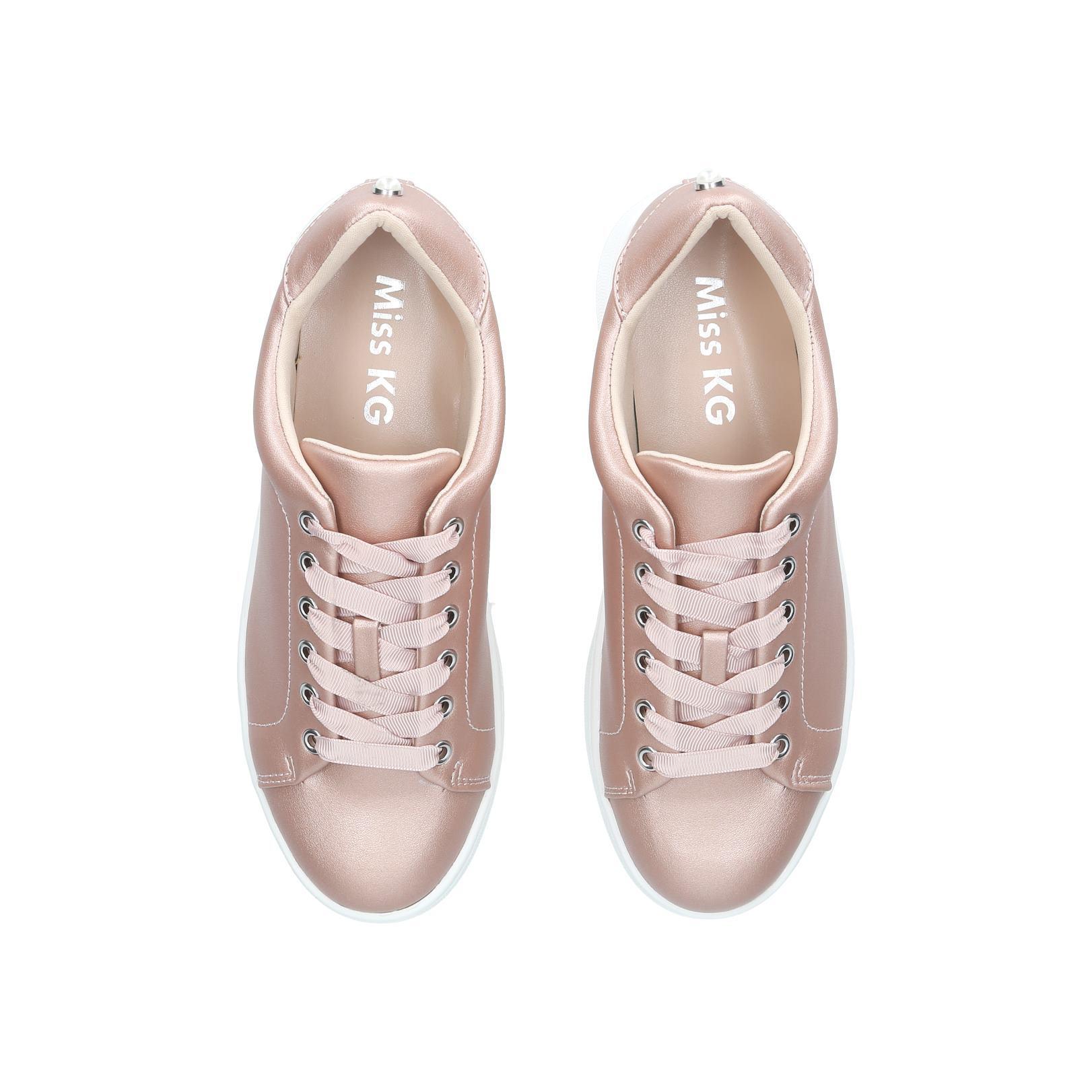 2a2853456b1 KORI Misskg Kori Pink Sneakers by MISS KG