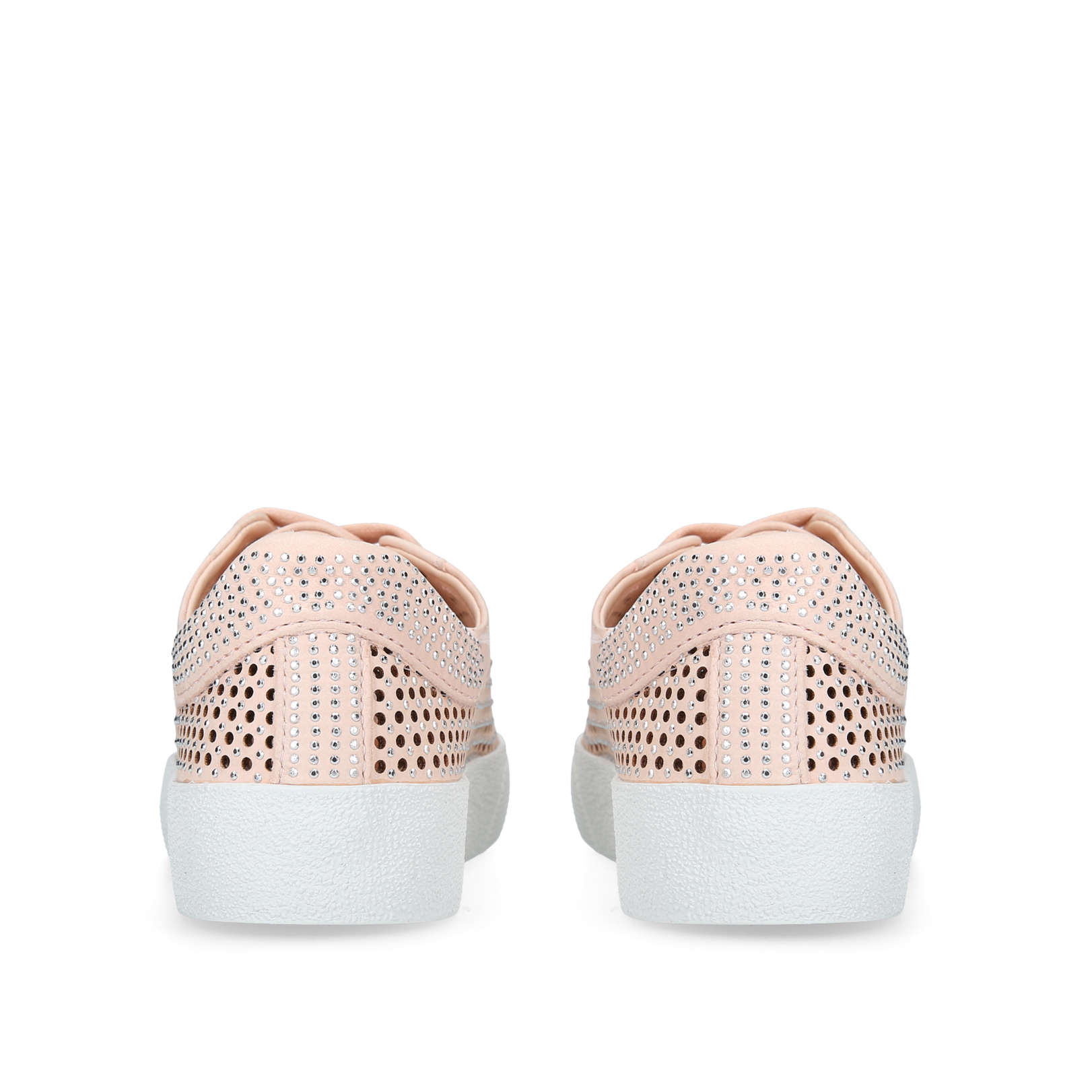 3f18d02cffc9f Vince Camuto   CHENTA Nude Low Top Trainers by VINCE CAMUTO