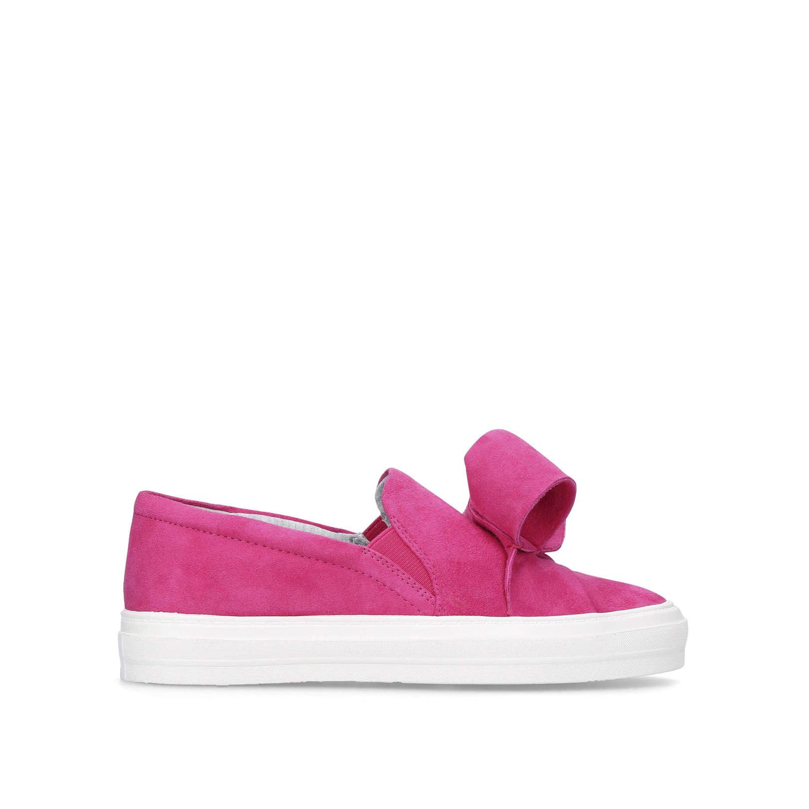 Nine West Womens Odienella Suede Sneaker